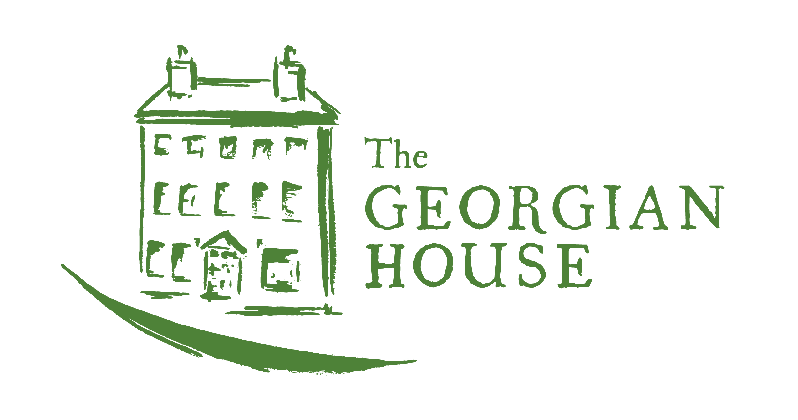 The Georgian Hotel logo
